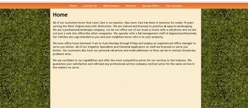 Max Lawn Care